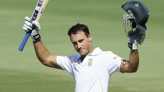 From the Vault: Faf's match-saving century on Test debut