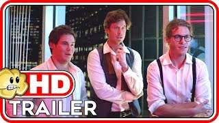 Game Over, Man! Official Trailer HD (2018) | Anders Holm, Adam Devine, Blake Anderson