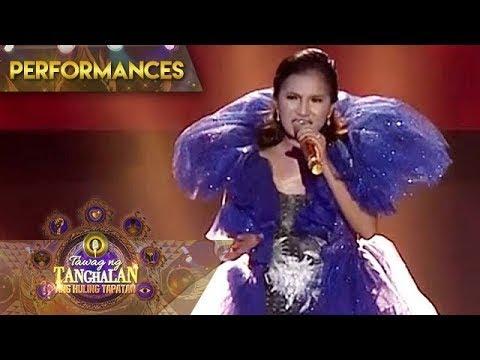 Elaine Duran   Nadarang (Day 6 Grand Finals)   Tawag ng Tanghalan