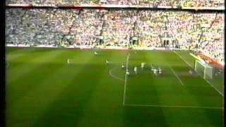 Celtic 0 v 3 Rangers May 2nd 1999