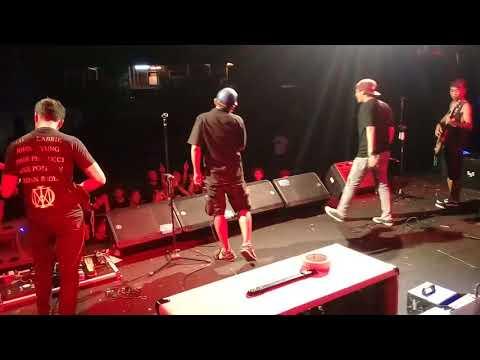 KOBE pilih aku jadi #1 cover band by N'ville live