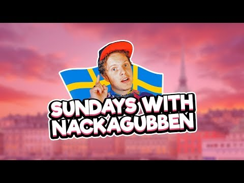 First of Advent - SUNDAYS WITH NACKAGUBBEN 2/12