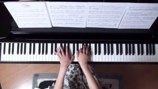 アシタカ聶記(アシタカせっき) ピアノ スタジオジブリ 『もののけ姫』より