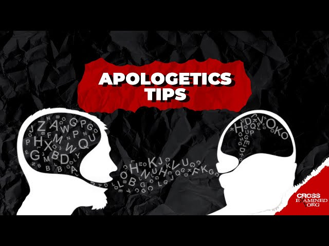 How do I get better at apologetics?