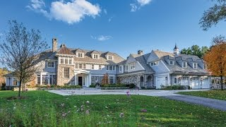 Amazing New England Home with a Stunning Gentleman's Farm