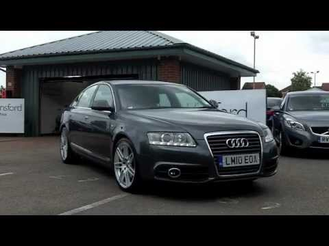 used audi a6 saloon special editions 2010 2 0 tdi 170 le mans 4dr multitronic lm10eoa youtube. Black Bedroom Furniture Sets. Home Design Ideas