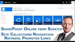 SharePoint Navigation between Site Collections 3 - Search with Promoted Links