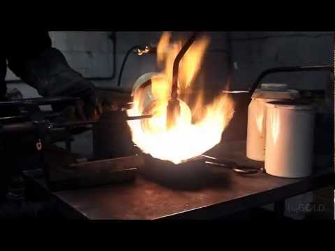 Buy Silver Bullion Refining and Casting - HD
