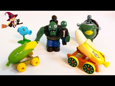 Plants Para Zombies Halloween Juguetes Vs Youtube k8O0wPXn