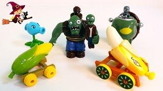 Plants vs Zombies Juguetes para Halloween