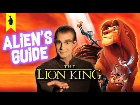 Alien's Guide to THE LION KING Mp3