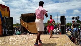 Panju mittai Selai Katti  செம குத்து lucky boys dance team phone number 9047564692