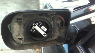 BMW e38 / e39 power folding mirror repair