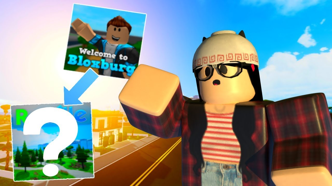 Games Like Bloxburg On Roblox But Free This Game Is Kinda Like Bloxburg Roblox Roville Youtube