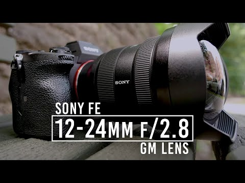 Sony Announces FE 12-24mm f/2.8 GM Lens; More Info at B&H