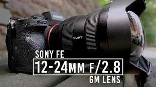 Sony FE 12-24mm f/2.8 G Master Lens | First Look