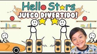 Hello Stars Gameplay | La Bolita y las Estrellas | Juegos para niños