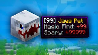 The Scariest Pet in Hypixel Skyblock...