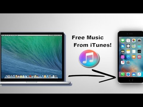 How to Download Free Music from iTunes to iPhone,iPod, and iPad 2016! - NO JAILBREAK!