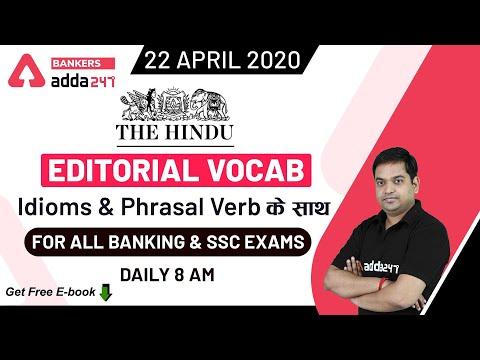 the-hindu-vocabulary-|-the-hindu-editorial-vocab-(22-april-2020)