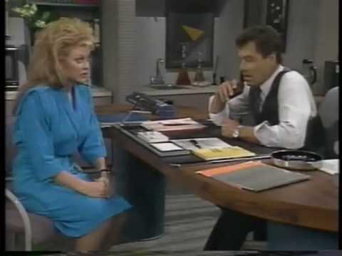 9 to 5 Sitcom -Rachel Dennison (Barkley Commercial Episode) 86-88