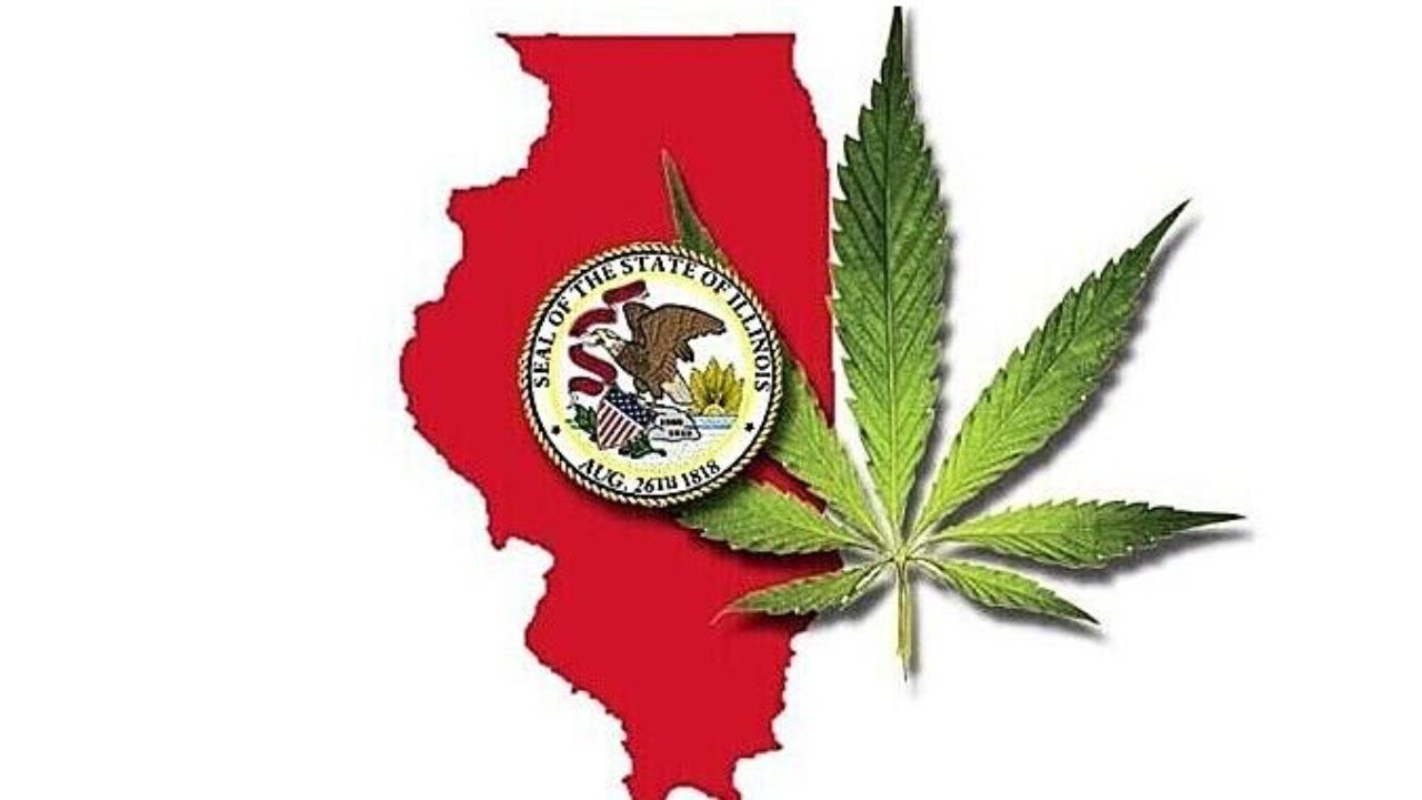 Marijuana Will Be Legal In Illinois On January 1, 2020