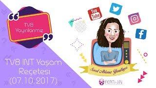 Op. Dr. Seval Taşdemir TV8 INT Yaşam Reçetesi (07.10.2017)