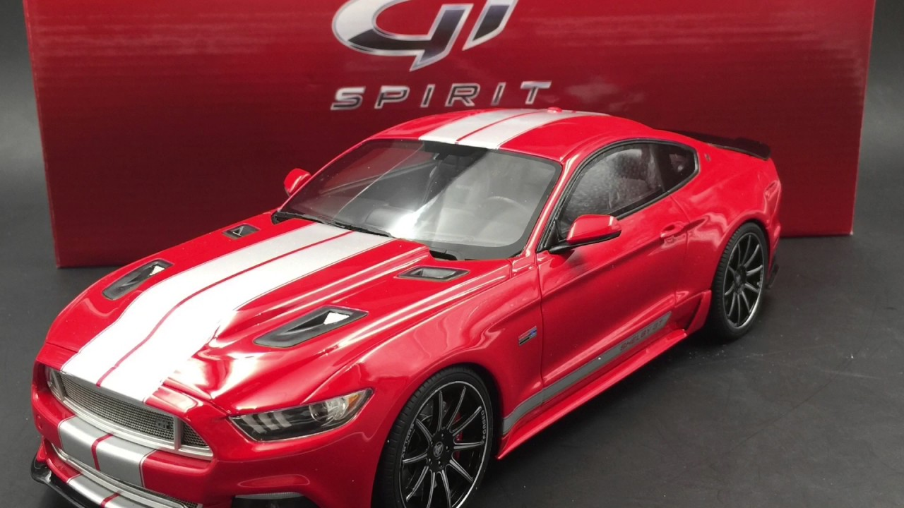 Gt Spirit 1 18 Ford Mustang Shelby Youtube