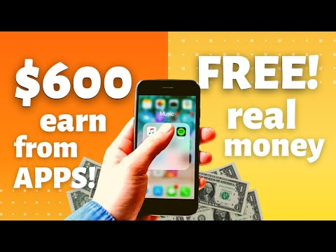 FINALLY Apps That Pays $600+📲 Real Money For FREE Make Money Online For Free 2021
