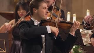 Tymur Melnyk & International Chamber Orchestra Vienna - J.S.Bach Violin Concerto a-minor 2. Andante