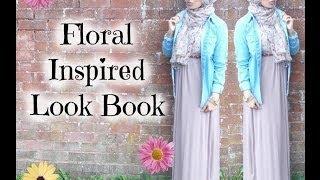 Look Book | Modest Spring Look Book (Hijab-Friendly :) | Sebinaah