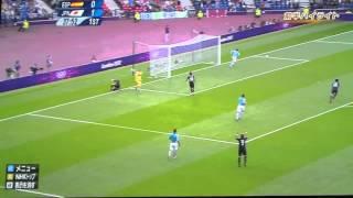ロンドン五輪サッカー 日本vsスペイン ハイライト 2012.07.26