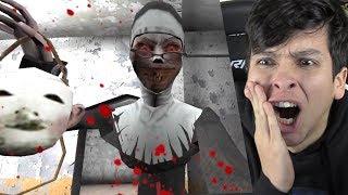 NUEVO FINAL MALVADO !! MÁS PUZZLES Y NUEVA MONJA !! - Evil Nun (Horror Game)