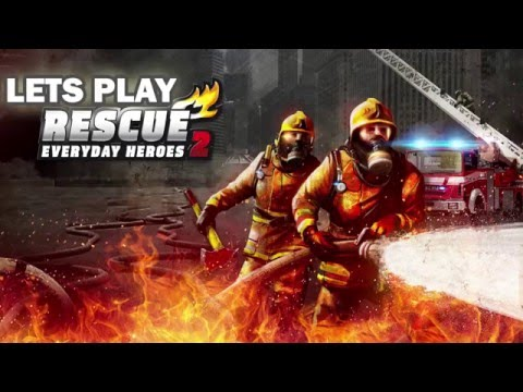 Rescue 2 Everyday Heroes Lets Play (Episode 22) - Container Ship on Fire!