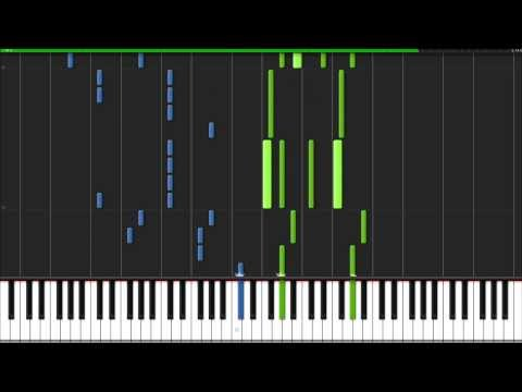 Heart of Courage - Two Steps From Hell [Piano Tutorial] (Synthesia)