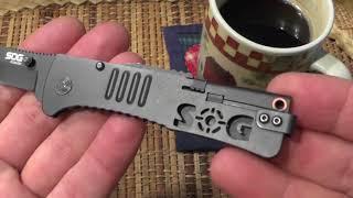 sOG SlimJim - Novelty EDC Knife