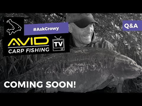 Avid Carp Fishing TV! | #AskCrowy | Q&A | Simon Crow!