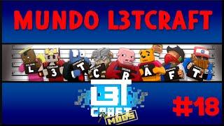 Mundo L3tCraft EP18 - Tour por mi base(Resumen de la serie)