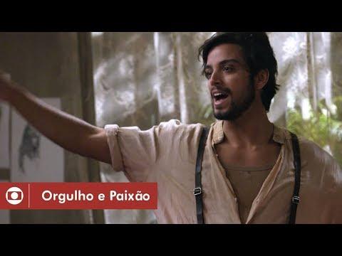 Orgulho e Paixão: capítulo 63 da novela, quinta, 31 de maio, na Globo