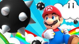 SPIKES POR TODAS PARTES | Super Mario Maker 2