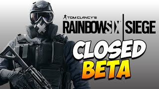 Rainbow Six Siege | Смотрим ЗБТ!