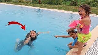 ANNEMİN Komik anları - fun video