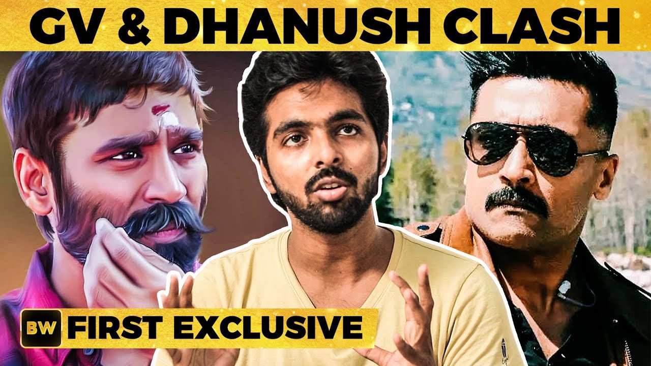 SURIYA 38-ல Semma Surprise இருக்கு - GV Prakash Opens Up! | Dhanush | MY 466