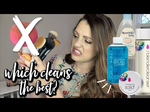 Cleaning Sponges & Brushes 101 | Which cleans the best??