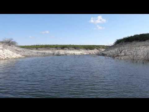 Lake amistad fishing 2012 youtube for Lake amistad fishing