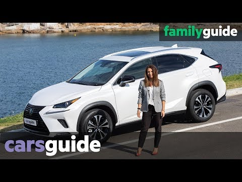 Lexus NX 2020 review: Crafted Edition
