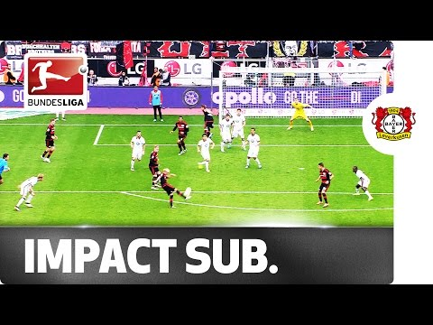 What an Introduction! Leverkusen's Kampl Nets a Beauty With His First Touch