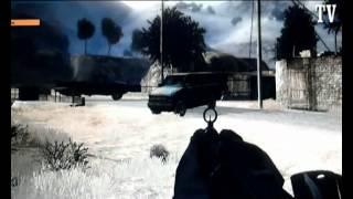 обзор игры ghost recon advanced warfighter 2 от Max TV
