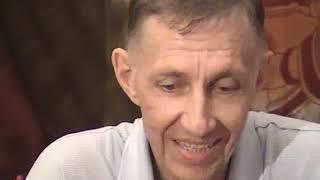 'Беседа о праническом питании Екатеринбург, 2005 Геннадий шесть месяцев питается одним чаем'