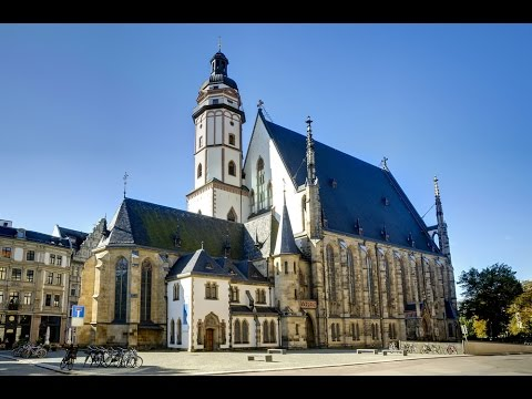 Beautiful places and attractions in Leipzig - Travel